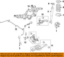 FORD OEM Stabilizer Sway Bar-Rear BB5Z5A772A