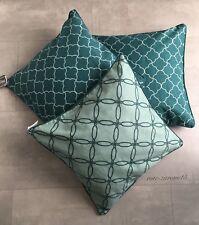 3x Kissenbezüge Kissenhülle Dekokissen Kissen Bezug Bett Sofa Deko Orientalisch