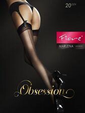 Fiore Women's Suspender Tights Hosiery & Socks