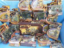 Top ! Indiana Jones -  Action Figuren von Hasbro - Auswählen 10 cm - Neu