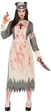 Femmes Mort Vintage Infirmière Zombie Horreur