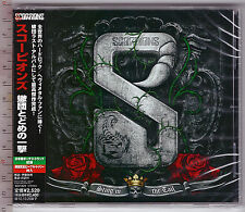 Scorpions , Sting in the Tail   ( CD + 1 Bonus Tracks_Japan )