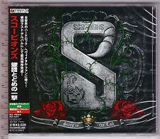 Scorpions , Sting in the Tail   ( CD + 1 Bonus Tracks_Japan )