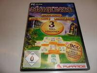 PC  MAHJONGG 3 Vollversionen