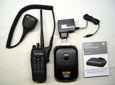 MOTOROLA DP3600 UHF DMR - professioneller Handfunk + Impres Lader