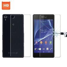 4x Sony Xperia Z2 FOLIO PANZER CONTRA IMPACTOS Película de pantalla