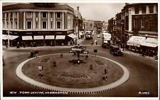 Warrington. New Town Centre by Valentine's # H.1593.