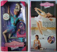 Orig.BARBIE Puppe   Olympische W.Spiele NAGANO 1998 - EISKUNSTAUFEN / USA Gold !
