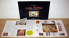 Carl Barks: Dokumentation zum Ölgemälde-Kalender 1996 - Donald + Dagobert Duck