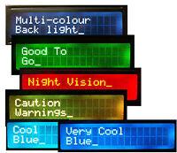 I2C or Serial Mulit Colour RGB backlight 16x2 LCD, Raspberry Pi, Arduino