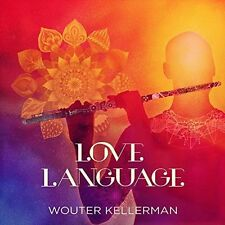 KELLERMAN,WOUTER (DIG)-LOVE LANGUAGE (DIG)   CD NEW SEALED
