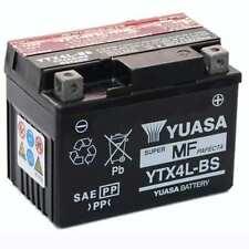 Battery Yuasa Ytx4l-bs 12v/3ah (meidas 114x71x86)