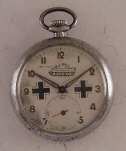 Vintage Pocket Watch Serviced