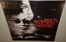 VA ROMEO MUST DIE SOUNDTRACK (2016 REISSUE) BRAND NEW SEALED 2x VINYL LP AALIYAH