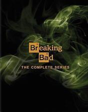 Breaking Bad: The Complete Series (Blu-ray Disc, 16-Disc Set)