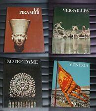 I templi della Grandezza - Venezia,Versailles, Notre-Dame, Piramidi - Mondadori