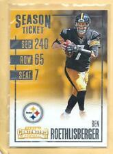 d232ba912 BEN ROETHLISBERGER - 2016 Panini Contenders - Card #84 - Steelers - Shipping