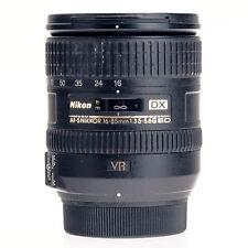Nikon Nikkor AF-S DX 16-85mm F3.5-5.6 G ED VR AF Lens 2178 - Minor Optics Issue