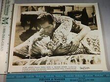Rare Original VTG Diana Dors Michael Craig Blonde Sinner Movie Photo Still