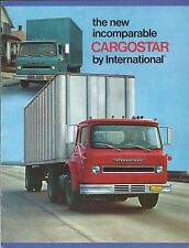 Truck Brochure - International - Cargostar - 13 models (T1929)