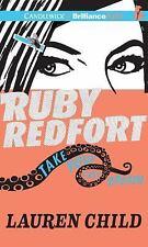 Ruby Redfort Take Your Last Breath by Lauren Child (2014, CD, Unabridged)