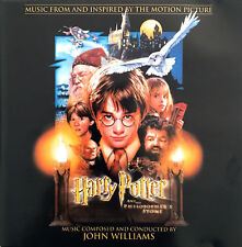 John Williams CD + CD-Rom Harry Potter And The Philosopher's Stone (VG+/EX)