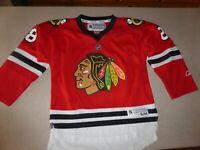 Chicago Blackhawks Jersey Patrick Kane #88 Reebok CCM Center Ice Youth S/M KIDS