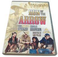 Run Of The Arrow DVD Western Rod Steiger Charles Bronson