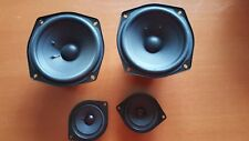 Speakers from a Sony KP-65WS510 Rear Projection TV.