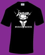 VENOM-Black Metal T-shirt  (Carcass, Mercyful Fate, Bathory, Celtic Frost)