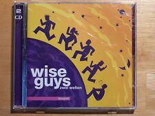 Wise Guys - Zwei Welten - Komplett 2 CD-Set  CD1- A capella CD2- instrumentiert