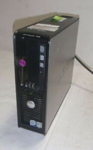 Dell Optiplex 755 Model: DCCY Dexktop Computer Windows Vista Home Basic COA