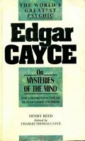 On Mysteries of the Mind (Edgar Cayce) by Cayce, Edgar Paperback Book The Fast