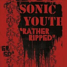 Rather Ripped Geffen Sonic Youth Album Vinyle