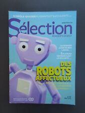 "Selection Reader's Digest Magazine Mars 2013 Fr.  Neuf   ""Des Robots Affectueux"""