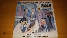 Heaven 17 – Penthouse And Pavement 1981 UK LP