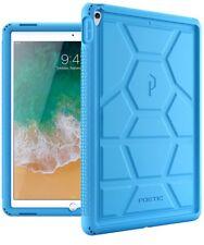 TurtleSkin Case  Sound-Amplification  For iPad Pro 12.9 (2nd Gen 2017) Blue