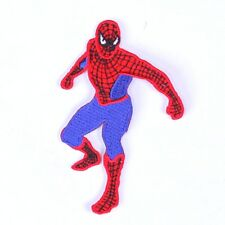 iron on sew on applique Spiderman patches transfers for kids children clothes