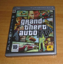 Jeu playstation 3 PS3 - GTA 4 grand theft auto IV