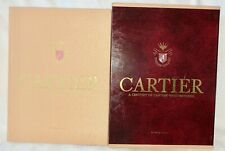 CARTIER a century of CARTIER watches by GEORGE GORDON first ed #01804