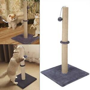 74cm Pet Cat Bed Scratching Post&Activity Tree Scratcher Kitten Tower Beds Play