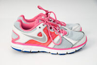 Womens NIKE LUNAR FOREVER 2 Running Shoes 554895-100 White/Silver/Pink US 7