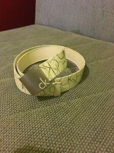 Cintura Calvin Klein donna