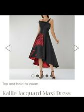 Coast Kallie Dress black and red dress, ASOS,  Ted baker, French connection