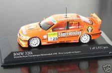 BMW 320 i E36 v. Bayern Tourenwagen Jägermeister Isert STW 1998 Minichamps 1:43