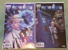 Doctor Who Classics: The Seventh Doctor #1 & 5