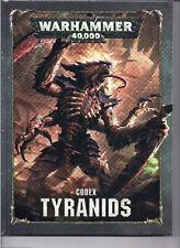 Warhammer 40K Codex Tyranids -  New/Sealed