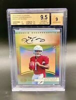 ❤️2019 Panini Illusions Kyler Murray Rookie Endorsements Auto /150 BGS 9.5 /9❤️