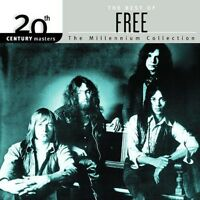 Free - 20th Century Masters: Millennium Collection [New CD]