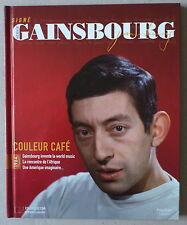 CD  ***  SIGNÉ GAINSBOURG. COULEUR CAFÉ  ***  1964